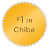 #1 in Chiba