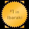 #1 in Ibaraki