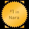#1 in Nara