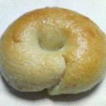 ラム酒風レーズン&クリームチーズベーグル