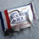 ラスク ホワイトチョコレート