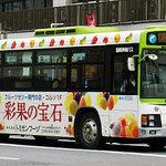 彩果の宝石バス