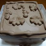 トップスのチョコレートケーキ(Sサイズ1,071円)