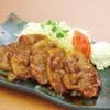 小樽食堂 - 料理写真:豚肉の生姜焼きP5206634