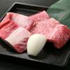 牛若 - 料理写真:骨付きカルビ