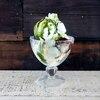 和カフェ yusoshi - 料理写真:抹茶とココナッツのパフェ