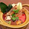ブルーパパイアタイランド - 料理写真:トム ヤム クン