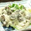 MARUYOSHI - 料理写真:砂ズリ(砂肝)のマヨネーズ焼き