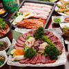 味音 - 料理写真:美味しい韓国料理の数々を一度に堪能!