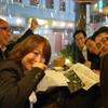 沖縄鉄板バル ミートチョッパー - 内観写真:会社帰りのちょい飲みや、飲み会・女子会にも使える鉄板焼きバルです