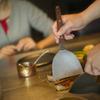 ステーキハウス ミディアムレア - 料理写真:一品一品、目の前で丁寧に調理いたします