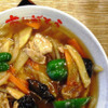 めん王  - 料理写真:めん王二番人気の、めん王麺。中華職人がいるめん王だからこそ提供できる、あんかけのらー麺です。