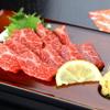 味のれん - 料理写真:九州に来たら食べずに帰れない『特上馬刺』