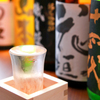 馳走や 純平 - 料理写真:日本酒もいろいろ取り揃えております。
