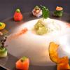 黒猫 - 料理写真:彩野菜のパレットオードブル