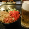 てっぱん大吉 - 料理写真:大吉もんじゃ 450円  生ビール 430円