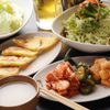 牛菜 - 料理写真:焼き肉以外にも多彩なメニュー