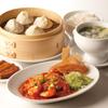 南翔饅頭店 - 料理写真:【ランチセット】 海老のチリソースと小籠包セット 1,609円