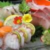 たんと - 料理写真:瀬戸内の採れたて新鮮の【刺身5種盛 1,580円】