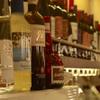 リゾットカレースタンダード - 内観写真:店内には多数のお酒が並んでいます。