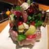 樽八 - 料理写真:【夏限定】生ハムメロンスペシャルサラダ