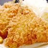 ときわ食堂 - 料理写真:アジフライ