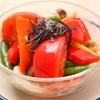 炉暖 - 料理写真:京野菜の深い味わいを堪能できる『京野菜のナムル』
