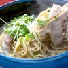 ひまわり - 料理写真:男の肉そば