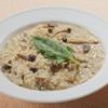 アンティパスタ - 料理写真:ポルチーニ茸のチーズリゾット