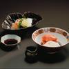 京懐石 吉泉 - 料理写真:鯛刺造里、あおり烏賊、鮪トロ、温度玉子