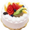 フォーシーズンズカフェ - 料理写真:ホールケーキのご予約承ります。(厳選したフルーツ・上質な生クリームを贅沢に使用。お好きな果物で、オリジナルなケーキをお作り致します。)