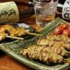 一歩 - 料理写真:ジューシーな焼鳥