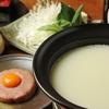 一歩 - 料理写真:夏でもさっぱり軍鶏つくね鍋