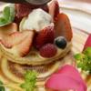 レストラン花の館 パラディ北野 - 料理写真:苺のタルト