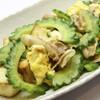 菜酒家FU-KU - 料理写真:アバシゴーヤチャンプル