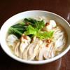 マレーシア ボレ - 料理写真:アヤムヌードル