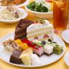 スイーツパラダイス - 料理写真:お好きなスイーツを召し上がれ!