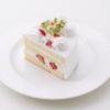 スイーツパラダイス - 料理写真:ショートケーキ