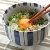 鶏白湯らーめん おび屋 - 料理写真:玉子かけご飯