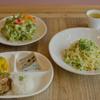 カッフェ ロカーサ - 料理写真:ある週の親子ランチセット
