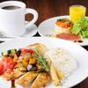 Coboカフェ - 料理写真:『週替り! ごはんランチ(パンorライス・前菜・ドリンク付)』