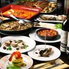 ラ・コシーナ・デ・ガストン - 料理写真:WD2次会も承ります♪2時間飲放付貸切パーティコース6000円