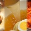 ぴょんぴょん舎 - 料理写真:麺・スープ・キムチ