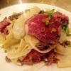 キッチンブイ - 料理写真:筍と牛モモのカルパッチョ