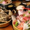 OHASHI - 料理写真:海鮮満喫コース