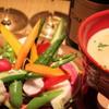 101010 - 料理写真:季節野菜のバーニャカウダ