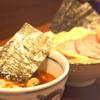 煮干中華そば鈴蘭 - 料理写真:辛さが癖になる!辛つけめん!
