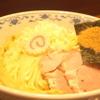 煮干中華そば鈴蘭 - 料理写真:魚介の味が効いてるまぜそば!