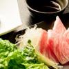 鉄板焼お好み焼 花子 - メイン写真:名物コーネ刺し