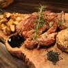 風花 - 料理写真:熟成塩豚ロースのグリル